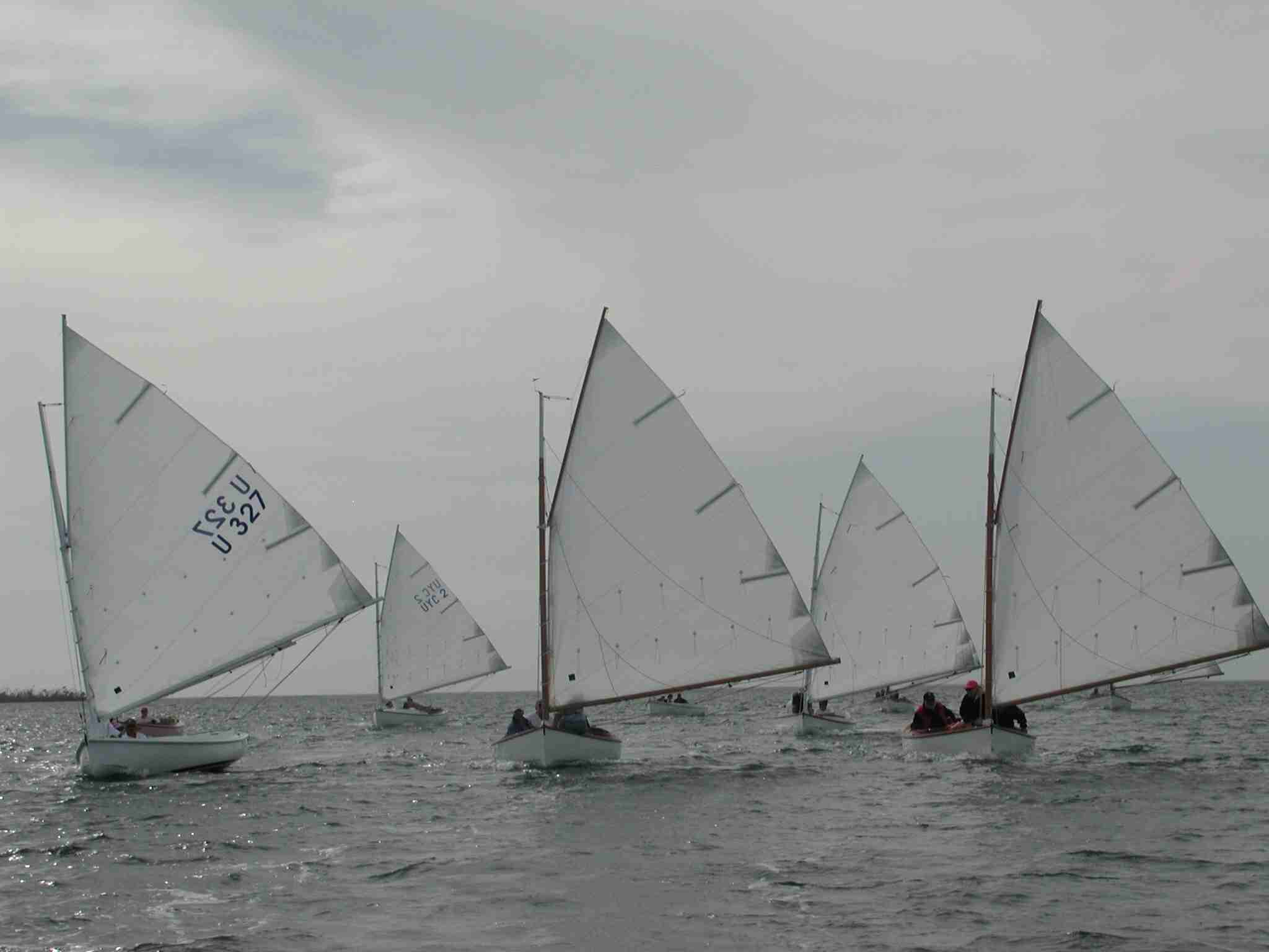 (Catboat rigging formulas >> catboat rigging formulas) - (catboat in china daysailer)